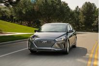 Hyundai Ioniq, Sonata plug-in hybrids available...