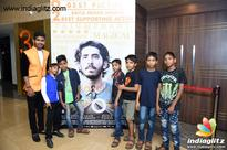 Lion's special salute to 'Salaam Baalak'