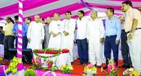 Work on longest tunnel of Indian Railways starts Foundation stone of Imphal Railway Station laid, Suresh Prabhu stresses on connectivity