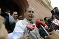 Home Minister Rajnath Singh in Kashmir: To meet civil society groups, business fraternity in Valley