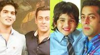 Salman Khan meets his onscreen son Haji Ali after nine years
