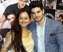Soorah Pancholi shares his biggest desire, says wants to share screen with mom Zarina Wahab