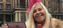 Premier Christian Radio presenter Cindy Kent receives MBE