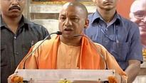 Yogi visits Ram temple in Ayodhya, says Muslims are ready to give up claim