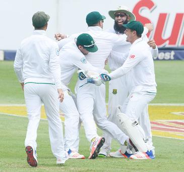 PHOTOS: Clinical South Africa thrash Sri Lanka to sweep series