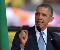 Full text: Barack Obama's tribute to Nelson Mandela