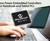 Mobile Computing Designers Can Easily Reuse IP Across Multiple X86 Platforms with New Microchip Family of Highly Configurable Low-power Embedded Controllers