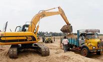 Centre to take up illegal sand mining with states next week