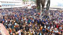 Two-month-long pilgrimage comes to an end, devotees offer worship to Lord Ayyappa on Makaravilakku