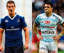 Two Irish players make Champions Cup dream XV but Dan Carter edges out Johnny Sexton