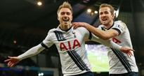Spurs further title credentials with late Eriksen winner