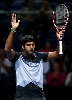 ATP Open 13: Bopanna-Fleming in semis
