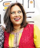 Mira Nair rushed to the hospital