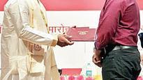 Sunkanna, Rohit Vemula's pal refuses degree from UoH V-C