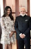 In a 'lovely coincidence', Priyanka Chopra meets PM Modi in Berlin