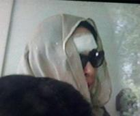 EXCLUSIVE: Hema Malini's first pictures after getting discharged from the hospital