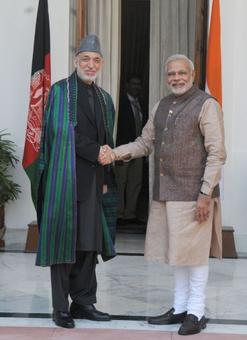 Pakistan can't tolerate increasing India-Afghan friendly ties: Karzai