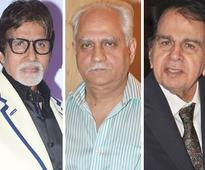 Ramesh Sippy on casting Amitabh Bachchan and Dilip Kumar together in Shakti