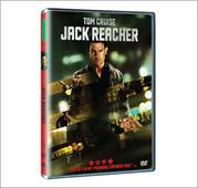 Jack Reacher blasts his way onto Blu-ray & DVD