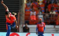 Gujarat Lions spinner Kaushik revives Adams' 'frog-in-blender' action