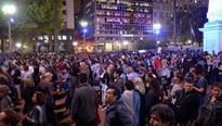 Massive protests demand Macri resignation