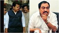 Maharashtra: It's a result of clash of egos between Khadse and Fadnavis