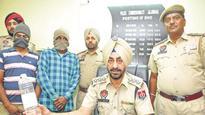 Three held in Jalandhar acid attack case