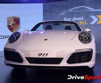 Porsche 911 Roars Into India, Prices Start At Rs. 1.42 Crore