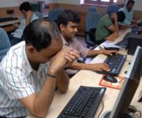 Sensex down over 100 pts; metal & auto shares drag