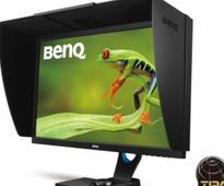 BenQ SW2700PT Awarded Best Photo Monitor By TIPA