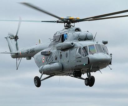 India, Russia likely to seal Mi-17 copters deal by yr end