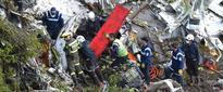 Colombia Plane Crash Was Co-Pilot's First Fli...