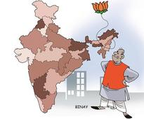 Northeast polls: Are BJP's headquarters, 'number 18' its lucky charms?