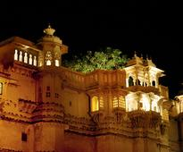 Get a glimpse of Udaipur's City Palace museum in Mumbai