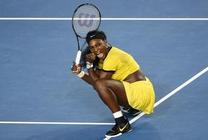 Serena warns Kerber ahead of final