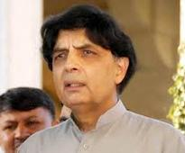 Nisar to brief Senate on cases against Lal Masjid cleric