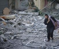 Blast outside UN agency for Palestinian refugees in Gaza, no injuries