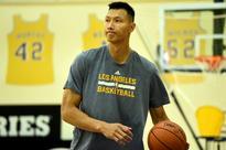 Yi Jianlian gets release from Lakers