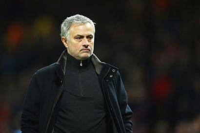 Mourinho's shocking comments after United's Champions League loss