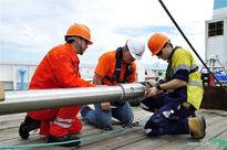 Chinese deep-sea explorer ship starts exploration in Solomon Sea