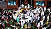 TDP, YSR Congress 'no-trust' motion: Lok Sabha, Rajya Sabha adjourned after ruckus; Shiv Sena says, won't support Centre or Opposition over protest against BJP
