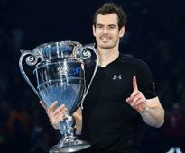 ATP Tour Finals: Andy Murray beats Novak Djokovic to finish year as No 1