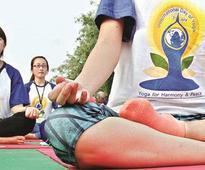 Civic bodies, DDA celebrate Yoga Day