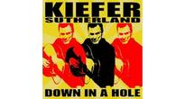 Kiefer Sutherland goes country on 'Down in a Hole'