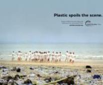 Print ads: Plastic spoils the scene, 2