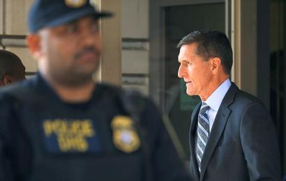 Trump's ex-NSA Flynn charged with making false statements to FBI