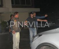 Varun Dhawan, Sohail Khan, Amrita Arora Attend Arpita Khan's Bash!
