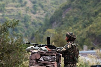 India to Pak: Will deal sternly with infiltration, ceasefire violations