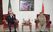 National Guard Commander receives Pakistani Navy chief