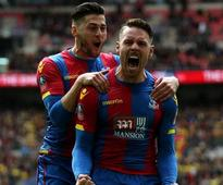 Crystal Palace star hails his father ahead of FA Cup final